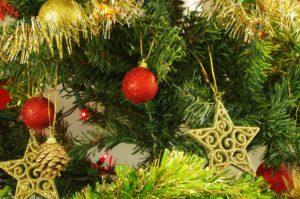 Weihnachtsbaum im Garten weiterverwenden
